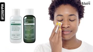 How to Use Daily Skin Water l KLAIRS Daily Skin Hydrating Water, Daily Skin Softening Water