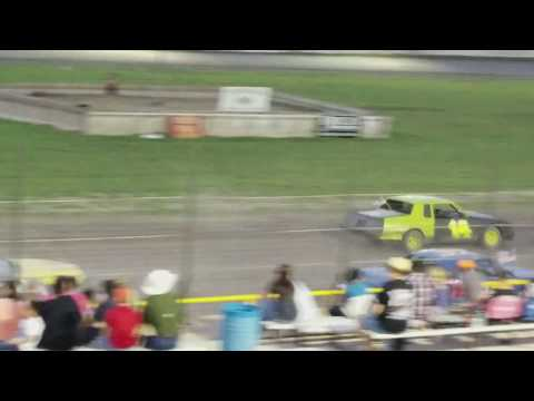 Texana Raceway Park Pure Stock Feature