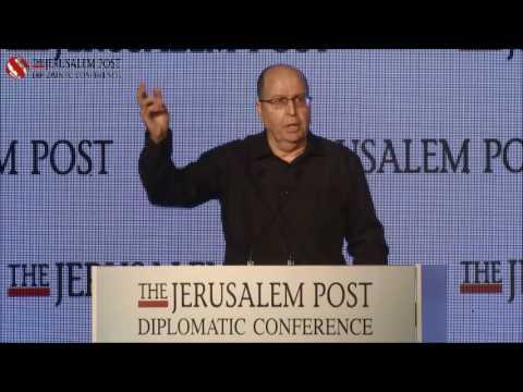 JPost Diplomatic Conference 2016 - Moshe Yaalon