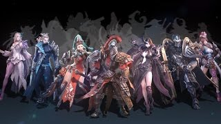 Lost Ark Online New Full Trailer MMORPG Features and English Information