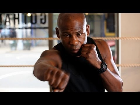 Throw Right Cross & Right Straight | Boxing Lessons