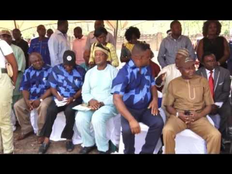 Nigeria Celebrates First Open Defecation Free LGA