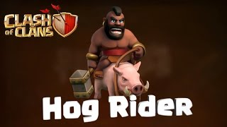 Strategy - Surgical Hogs (Goho) Attack 3 Star TH8