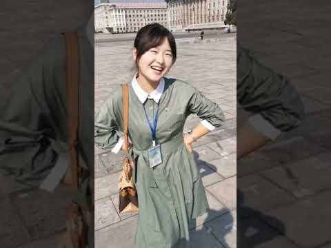 中国女人就是社会地位太高了,看看朝鲜女人的觉悟