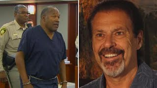 Victim of O.J. Simpson Robbery Calls It the Scariest Night of His Life