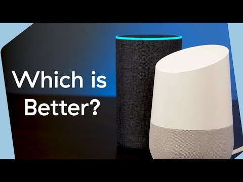 .Amazon Echo vs Google Home::哪個才是你的菜?