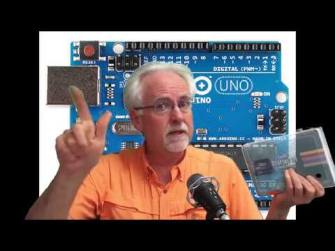 Arduino Tutorial 19: Reading Strings From The Serial Monitor