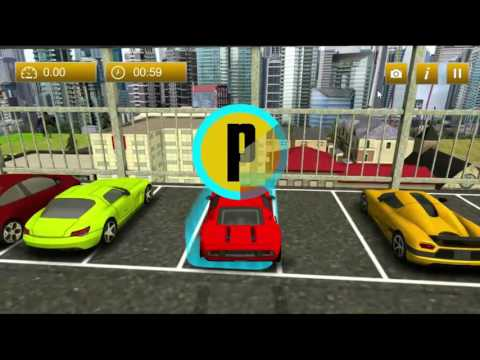 Multi Story Car Parking-- Game Review