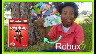 GRATIS ROBUX GIVEAWAY #2 -$10 Robux Gift Card - Enter To Win - Cerrado