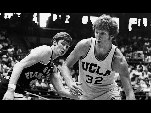 Bill Walton Greatest Games: 44 Points vs Memphis State (1973 NCAA FInal)