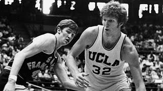 Bill Walton Greatest Games: 44 Points vs Memphis State (1973 NCAA FInal)