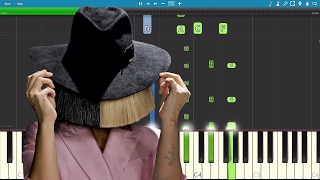 Video How to play Free Me on piano - Sia - Piano Tutorial - Instrumental download MP3, 3GP, MP4, WEBM, AVI, FLV September 2018