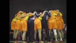 桐蔭横浜大学女子ハンドボール部 2014卒部式記念映像