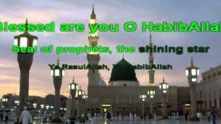 Aashiq Al-Rasul (عاشق الرسول) - Blessed Mustafa + lyrics by KindOne