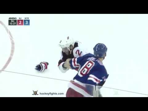 Eric Gryba vs Cody McLeod Sep 24, 2018