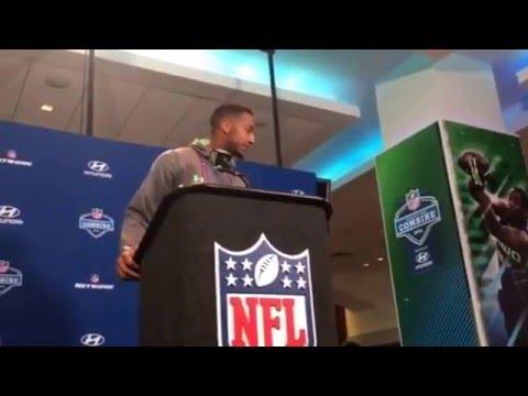 NFL Combine Update Josh Doctson TCU WR #NFLCombine