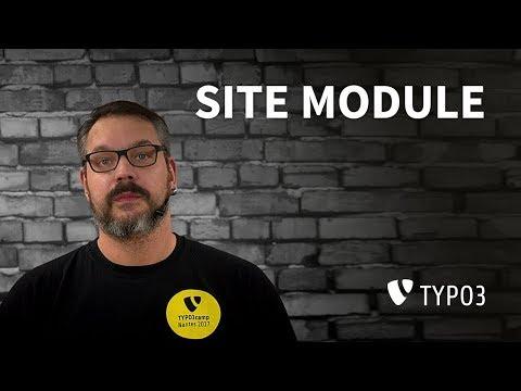 Feature Demo - Site Module