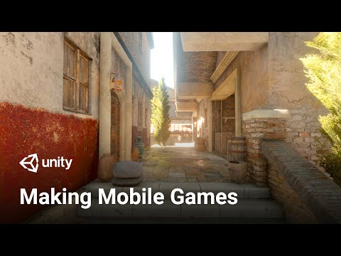 5 Great Assets For Making Mobile Games In Unity!