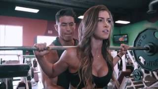 Repeat youtube video ANLLELA SAGRA | Couple Workout