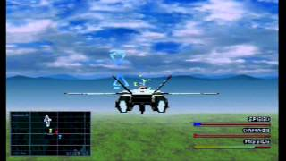 Gameplay: MACROSS VFX 1 de PSone (part1)