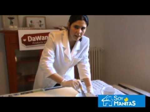 Restaurar muebles: Cómo teñir la madera - YouTube
