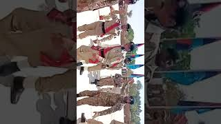 Pak Army Dsf Soldiers Win The Drill Competition, DSF K Javanon Nia Drill Competition Jeet Lia, Dsf