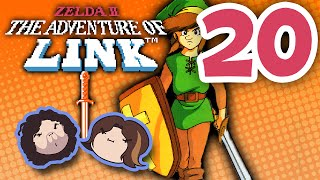 Zelda II: The Adventure of Link: Air and Water - PART 20 - Game Grumps