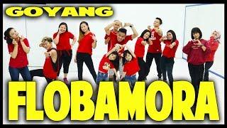 GOYANG FLOBAMORA SELAMANYA - NO NAME CREW - DANCE & LIRIK - CHOREOGRAPHY by DIEGO TAKUPAZ
