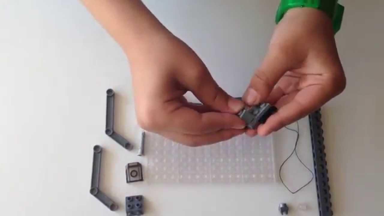 Lego Kolejka Górska Youtube