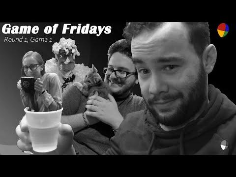 Game of Fridays, Round 1 Game 1