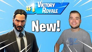 "🔴New John Wick Game Mode! | 930+ Wins | Use Code ""VinnyYT"" 
