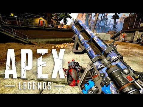 Apex Legends - New Weapon: The Havoc Energy Rifle Official Trailer