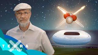 Wie groß ist ein Atomkern? (Physik im Fußballstadion)   Harald Lesch