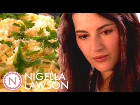 Nigella Lawson's Super Easy Lemon Linguine | Nigella Bites