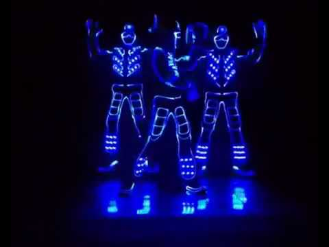 TC-0149 tron dance led jumpsuits, alice@vsledclothes.com
