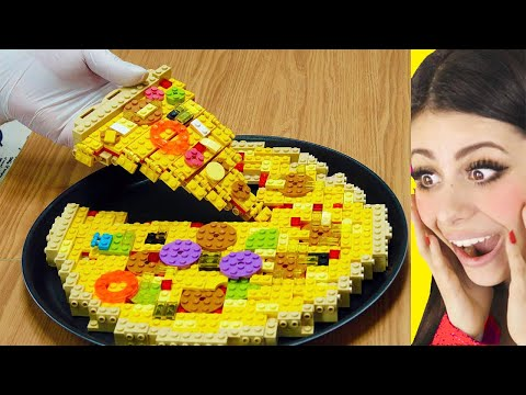 CRAZY Satisfying Food Stop Motion Cooking