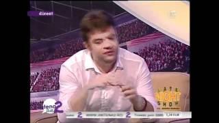 NOU - Fostul iluzionist Alin Blaine, care s-a pocait, acum la Antena 2