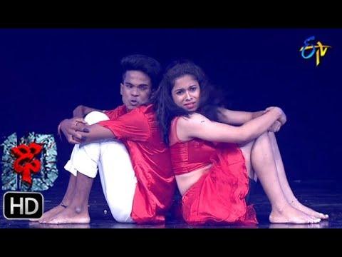 Tejashwini Performance   Dhee 10    4th July 2018   ETV Telugu