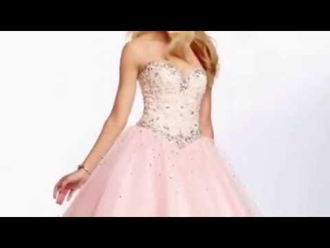 Vestidos Para 15 Años Como Vestir Para Fiesta De Quinceañera