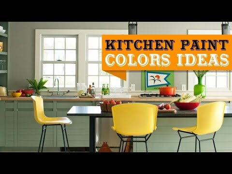 50+ Favorite Kitchen Paint Colors Of All Time