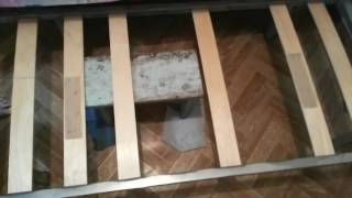 видео Ламели (рейки для кроватей) и матрацы