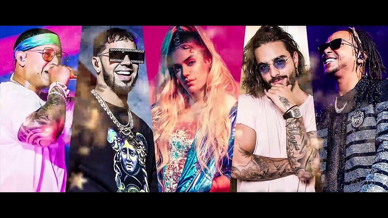 Mix Reggaeton 2020 Mix Regeton Bailable 2020 Música Urbana 2020 Youtube