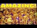 AMAZING BIG WIN RUN ★ NEW GOLD STACKS 88 AT RED ROCK