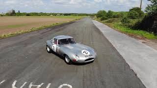 FEATURED: 1965 'Stirling Moss' Jaguar E-Type Roadster