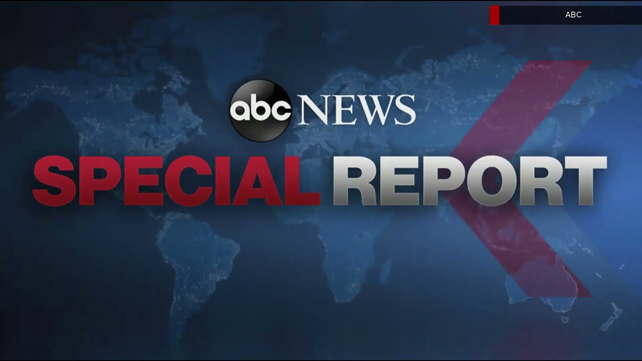 ABC News Special Report revised slate and open spring 2021