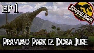 Pravimo Park iz Doba Jure - ep. 1