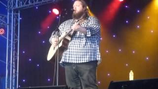 Matt Andersen 2015-04-05 Ain't No Sunshine at Byron Bay Bluesfest