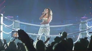"Jennifer Lopez Talks ""American Idol"" on Tour"