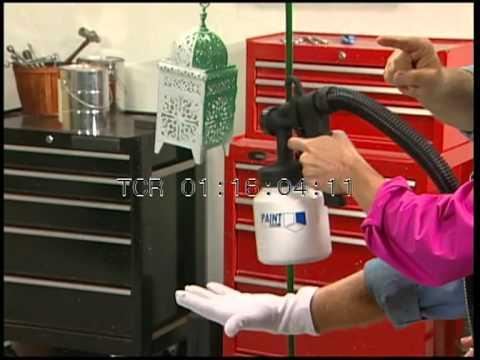 Paint zoom pistola a spruzzo professionale per verniciatura for Pistola a spruzzo leroy merlin