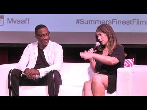 """Director George Tillman Jr. discuss his new  """"The Hate U Give"""" at The 2018 MVAAFF' Mp3"""